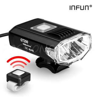INFUN GT200 Rechargeable Head Light