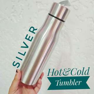 PERSONALIZED HOT and COLD TUMBLER