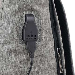 Dxyizu Bag with usb charging