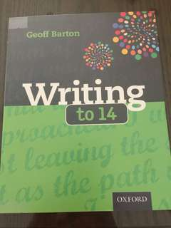 Grammar and Writing Oxford bokk
