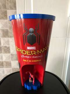 Spiderman TGV Tumbler