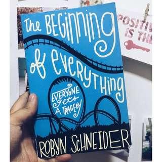 The Beginning of Everything | Robyn Schneider
