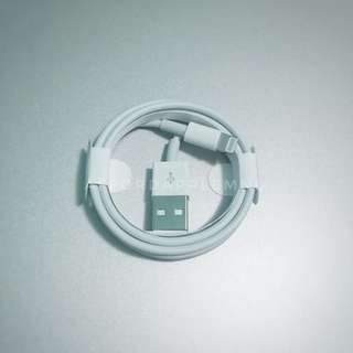 Authentic apple lightning cable