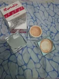 Moreskin day cream 20gr