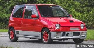 Suzuki Alto Works 4wd
