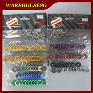 JDM Washer/ Washer/Scooter/ ColouredWasher/Decorative/Colourful/Wash