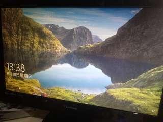 Viewsonic 22寸 HDMI X2 VGA X1