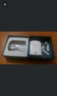 出售全新仿airpod藍牙無線耳筒一對(android,iphone適用)