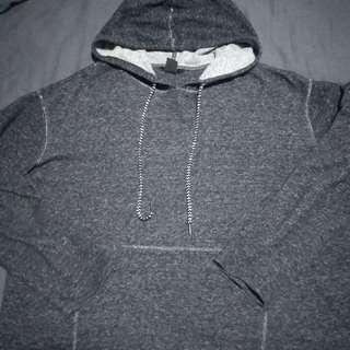 H&M hoodie jacket size (L)