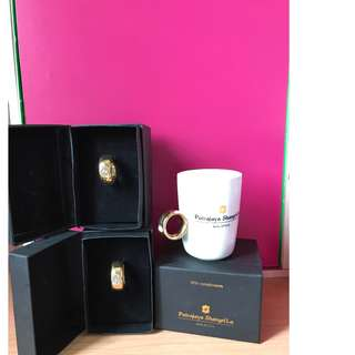 Brand new in box 3 units cup (Special Edition from Shangri-la hotel)