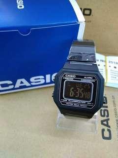 Casio watch water resistant (Original)