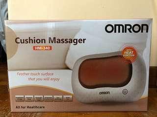 WTS:BNIB Omron Cushion Massager