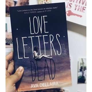 Love letters to the dead | Ava Dellaira