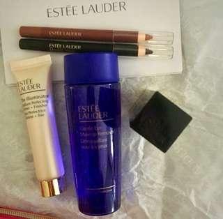 Estee Lauder travel makeup set