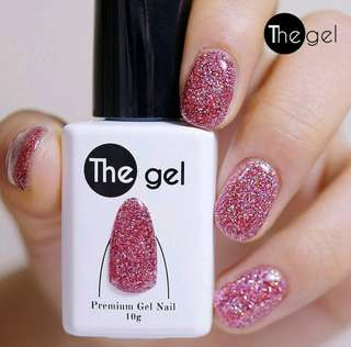 THE GEL Non Toxic Gel Polish No.166