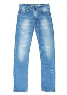 GutenInc Street Wanderers Washed Stretch Jeans