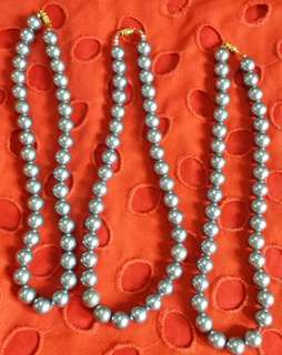 Japanese Pearlized Necklace