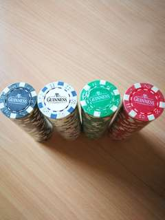 Guinness Gaming Chips