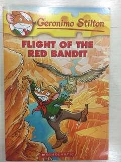 Geronimo Stilton-Flight of the Red Bandit