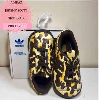PRELOVED Authentic Adidast Kids - Jeremy Scott