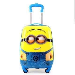 Instock Kids Luggage/ kid trolley / children's lugguage
