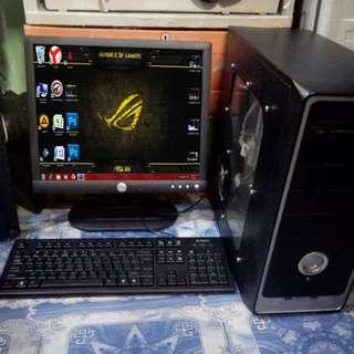 amd athlon II x4 desktop set