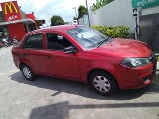 Saga flx 2014 auto untuk disewakn