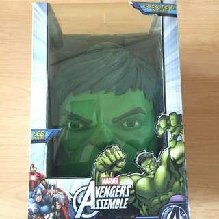 Hulk 3D Deco Lights