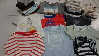 Baby Boy Clothes Bundle *Branded*