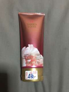 Sheer Love Victoria's Secret Ultra Moisturizing Hand and Body Cream