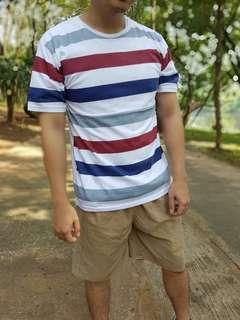 Mens shirt stripe