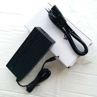 Original INMOTION charger. Suitable for all 36v volts escooters
