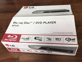 LG 全新DVD Player (BP135) 正品