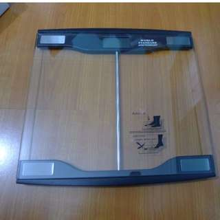 #carousm Personal Weighing Scale (Tempered Glass)