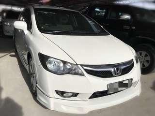 Honda Civic 1.8 Auto Tahun 2010