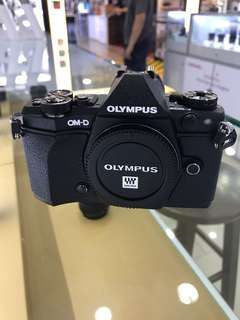 Olympus OMD E-M5 Mark II Body