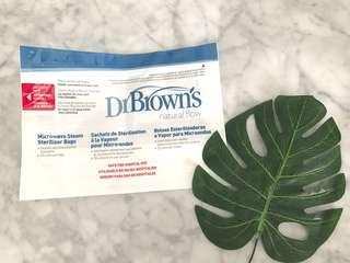 Dr Browns Sterilizer Bag (travel)