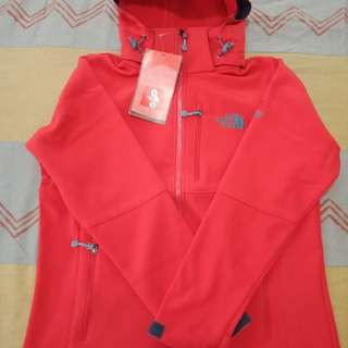 the northface flight series jacket large in size