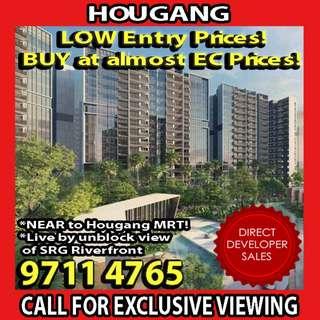 Hougang Condo - NEW