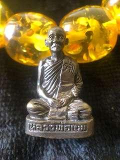 Thai Amulet - lp pae statue