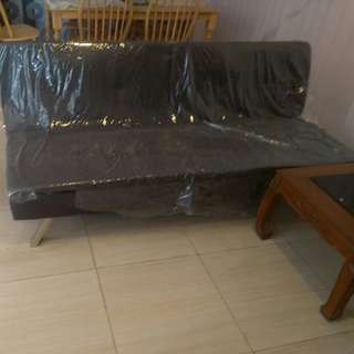 Sofa bed coklat tua prodesign