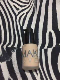 Make Over-Ultra Cover Liquid Matte Foundation