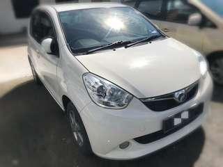 Perodua Myvi 1.3 EZI Auto Tahun 2012