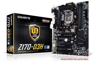 Gaming PC, Intel i7
