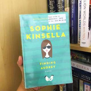Finding Audrey | by Sophie Kinsella