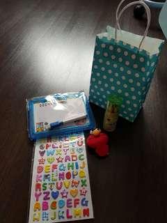 Goodies bag item/All brand new