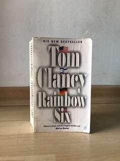 Rainbow Six -- Tom Clancy