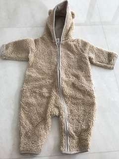 Gap Baby Winter Full body Jacket/Body Suit - 3 - 6 months