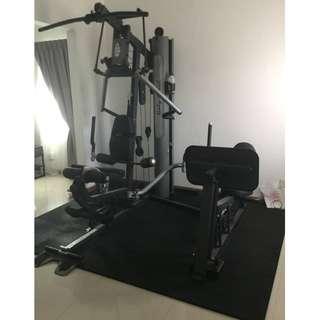 Fitness Concept - GYM