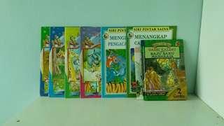 8 books rm 15 #Ramadan50